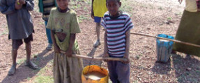 Compassion International Child Development Center: ET321 Dera, Ethiopia